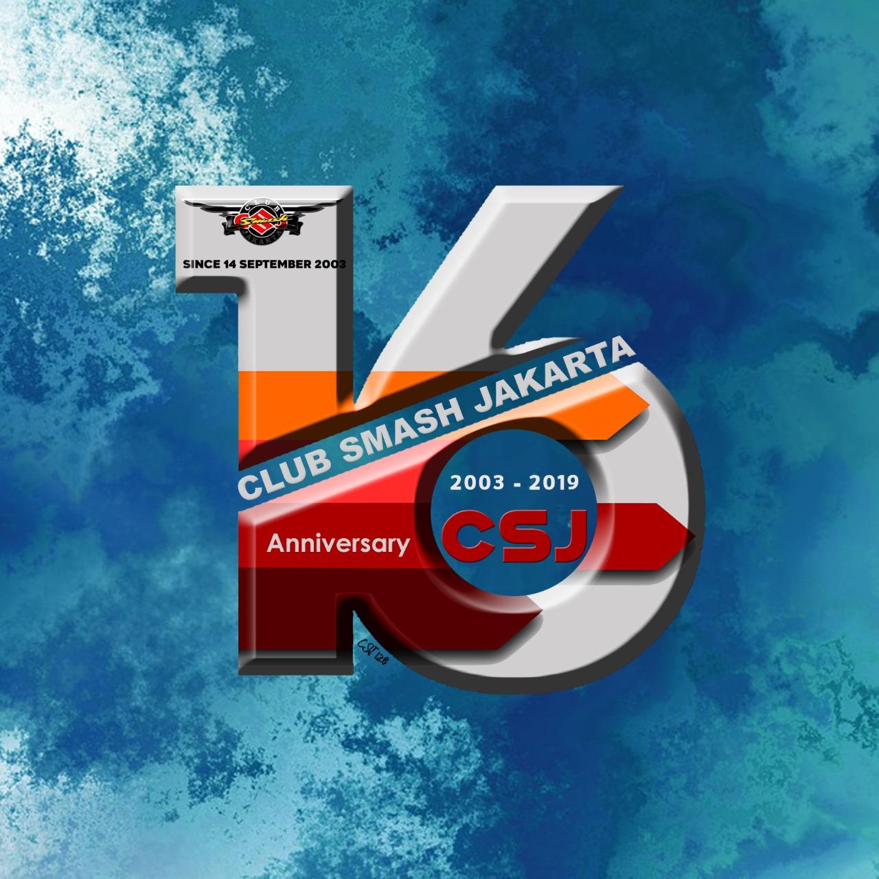 Anniversary CSJ 16