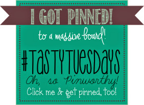 I party and get pinned at Tasty Tuesdays at Anyonita Nibbles