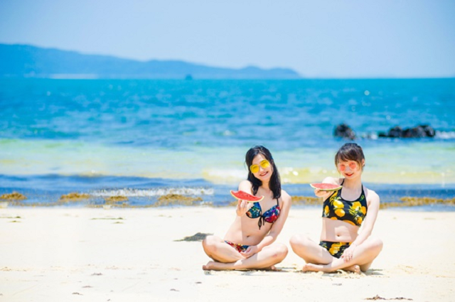 Sự khác nhau giữa du lịch Minh Châu và Cô Tô