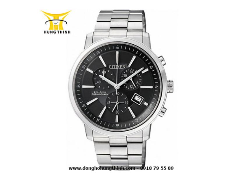 Vừa hiện đại, vừa tiện lợi, đồng hồ Citizen Eco Drive 6 kim AT0490-54E là một sản phẩm không thể bỏ qua!