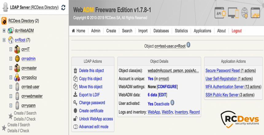Accès basé sur les balises - SSH Server