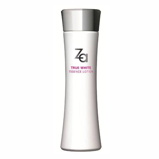 2. ZA True White Ex Essence lotion