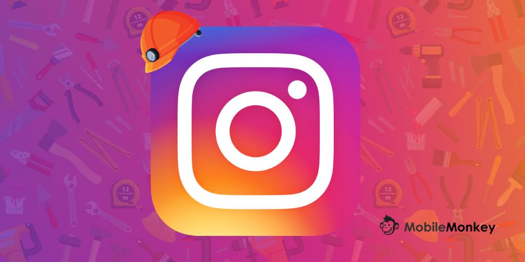 Instagram Tools from MobileMonkey