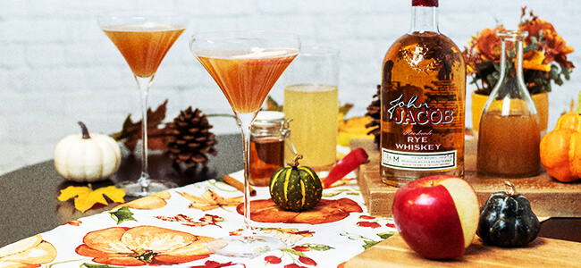 The Social Toddy, a Perfect Fall Drink