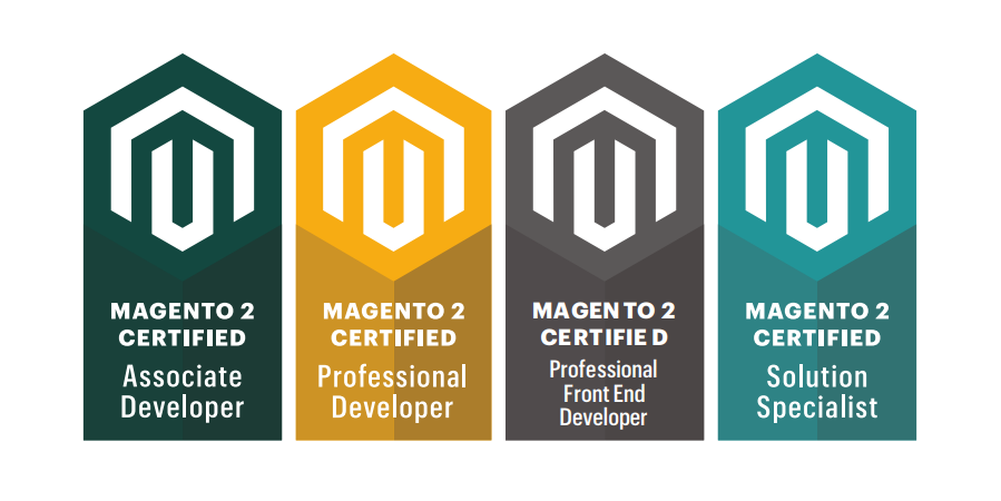 Magento Certified Developers. Credit image: Magento