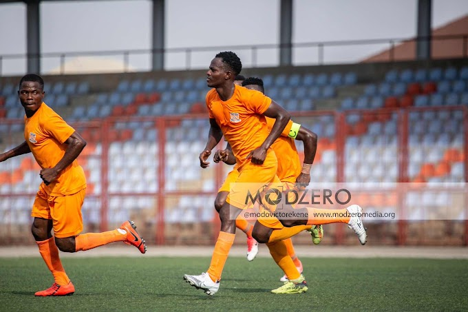 "Timileyin ""Omojesu"" Ogunniyi Stars As Sunshine Stars Win First Match Of The Season"