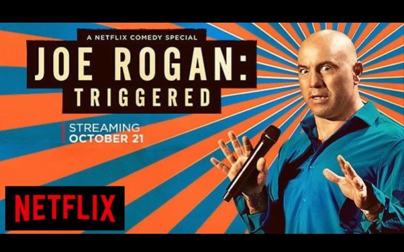 Joe Rogan: Triggered | Netflix Wiki | Fandom