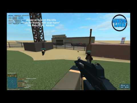 AIMBOT On Phantom Forces!