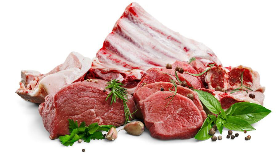 Protein- different meats