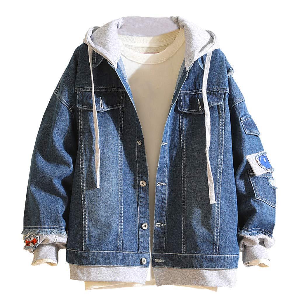 Sunward Stylish Denim Jacket For Men