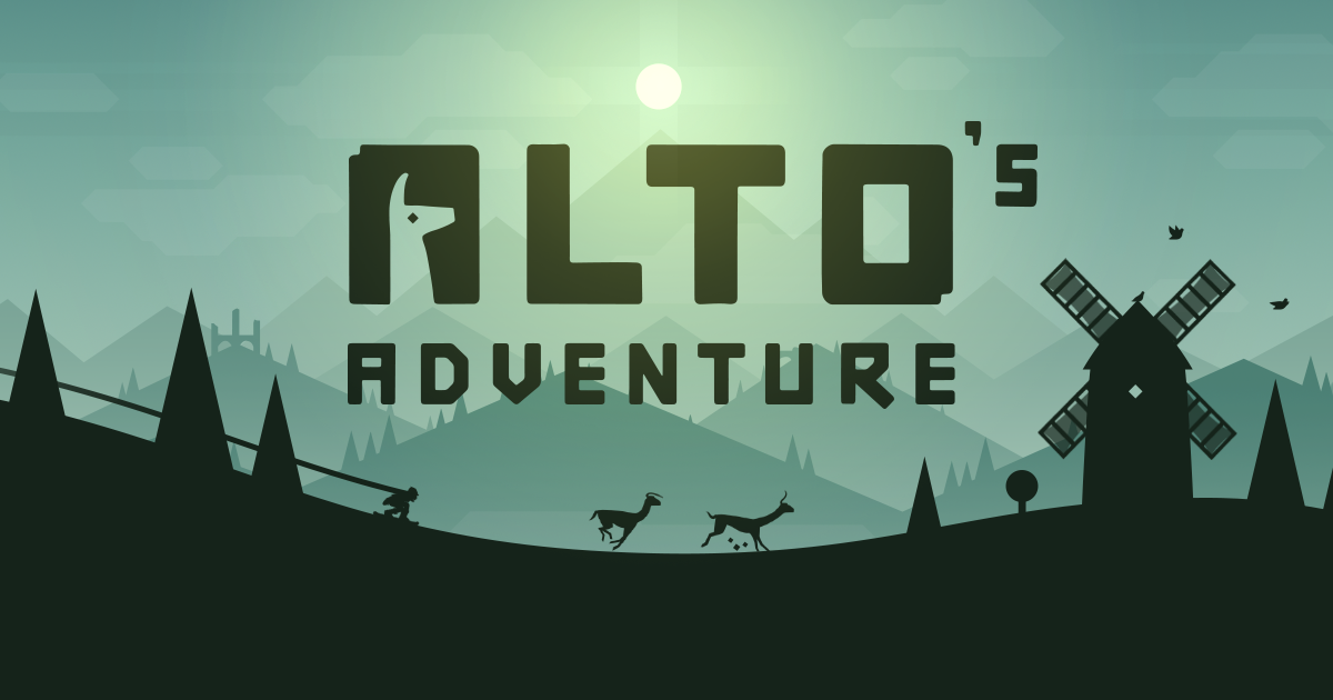 Alto's Adventure, games, ios, apps
