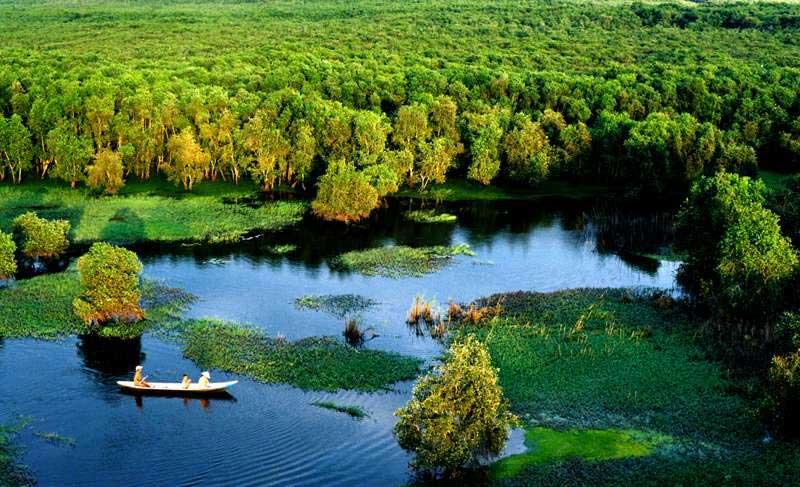 Rừng quốc gia U Minh Thượng