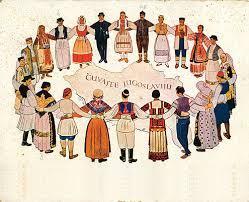 Rezultat slika za Bratstvo Jedinstvo naroda Jugoslavije