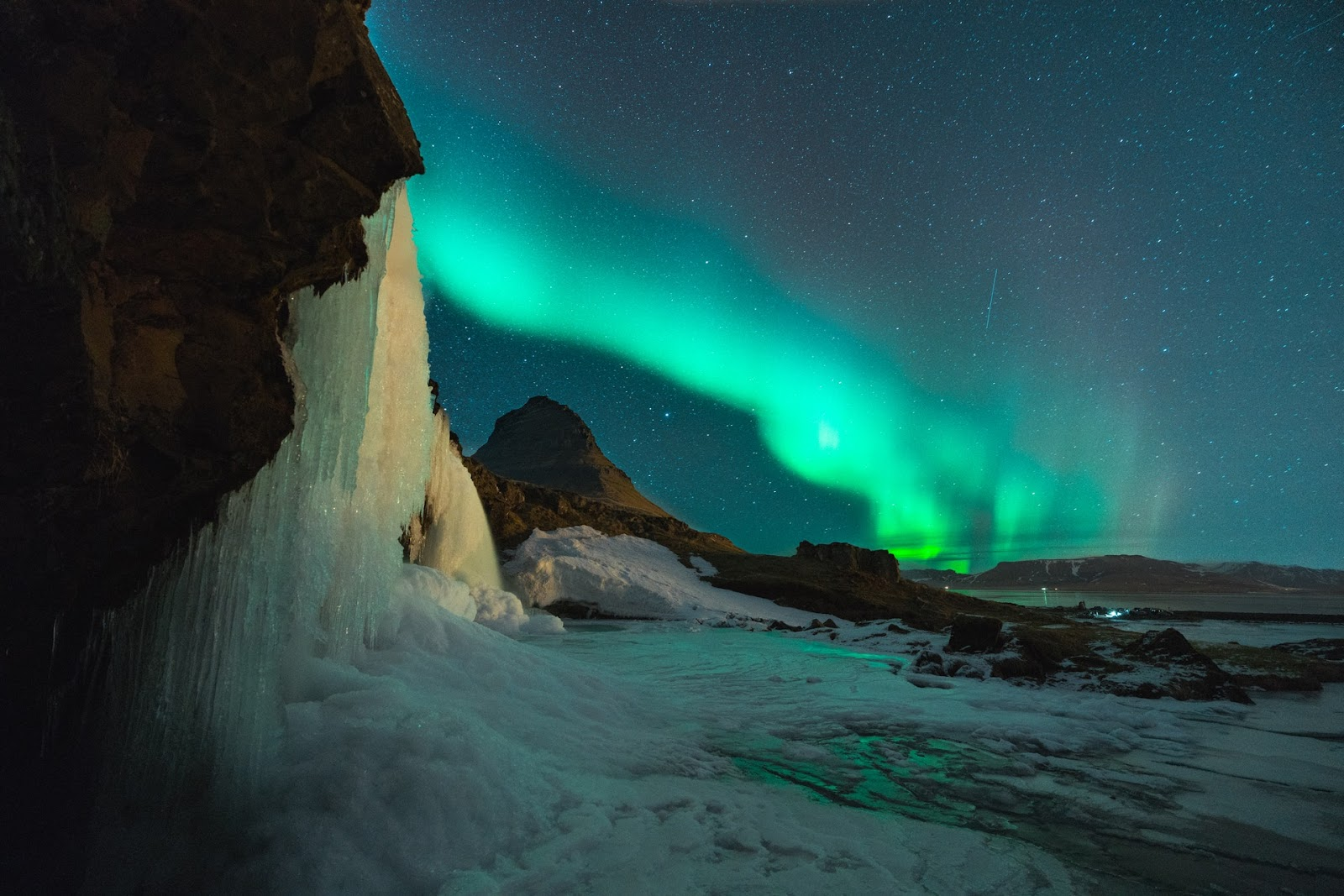 northern lights astrophotography