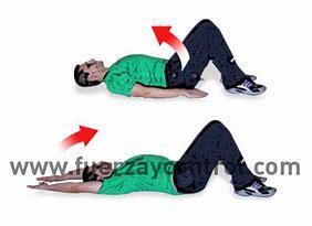 Resultado de imagen de ejerciicos movilización espalda tumabdos