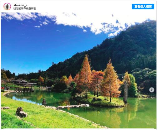 2021新春假期 到宜蘭明池國家公園踏青