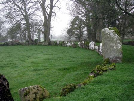 Image result for lough gur stone circle