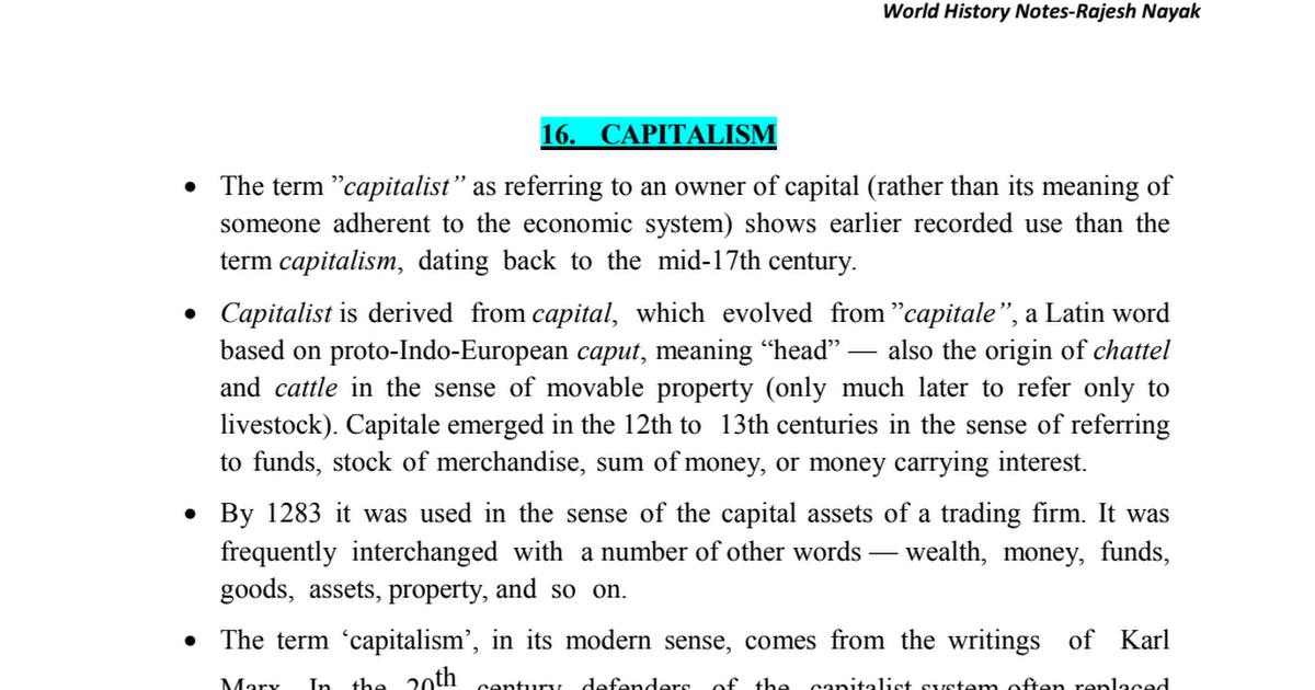 the system of capitalism and its moral and corporate aspects Many world politicians, business people, academics, activists, and civil society representatives, as well as religious and spiritual leaders, have called for a new kind of ethical capitalism - a moral, spiritual and virtuous economy.