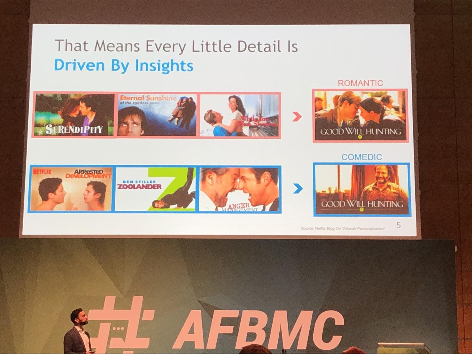 AFBMC Netflix LinkedIn