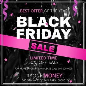 black friday example banner