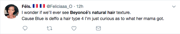 The Blow-Up on Twitter About Beyonce's 'Natural Curls' Proves We Still Have a Long Way to Go With Our Hair