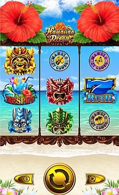 Hawaiian Dream online caisno  slot