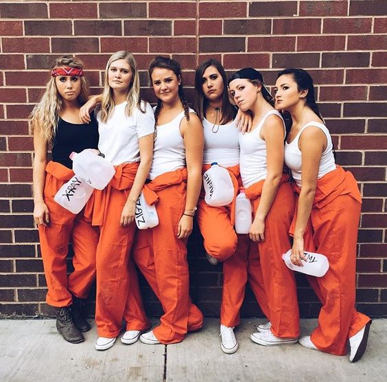 5 Cute Group Halloween Costume Ideas | Her Campus