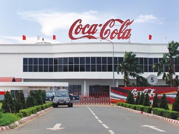 Làm viêc tại Coca Cola 2