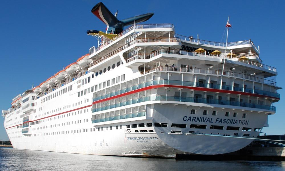 Carnival Fascination Itinerary, Current Position, Ship Review ...