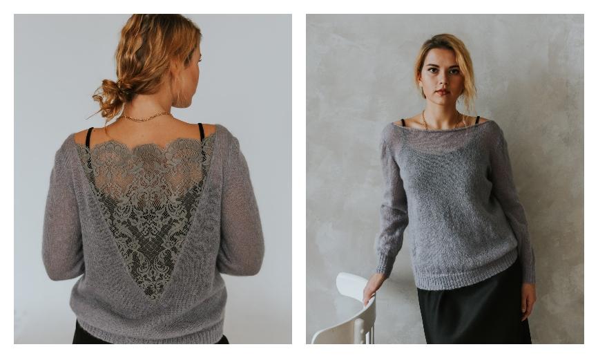 džemperis no renate rose
