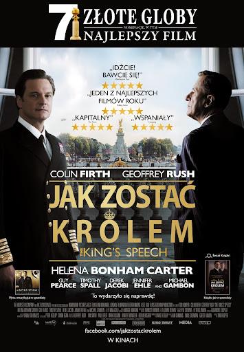 Polski plakat filmu 'Jak Zostać Królem'