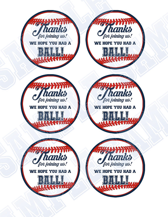 15 baseball baby shower printables | Kara's Party Ideas
