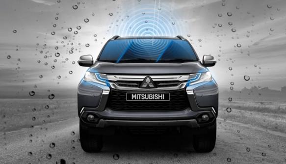 Đánh giá xe Mitsubishi Pajero Sport 2020-8