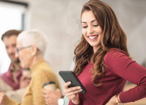 Optimisez votre boutique en ligne pour une utilisation mobile