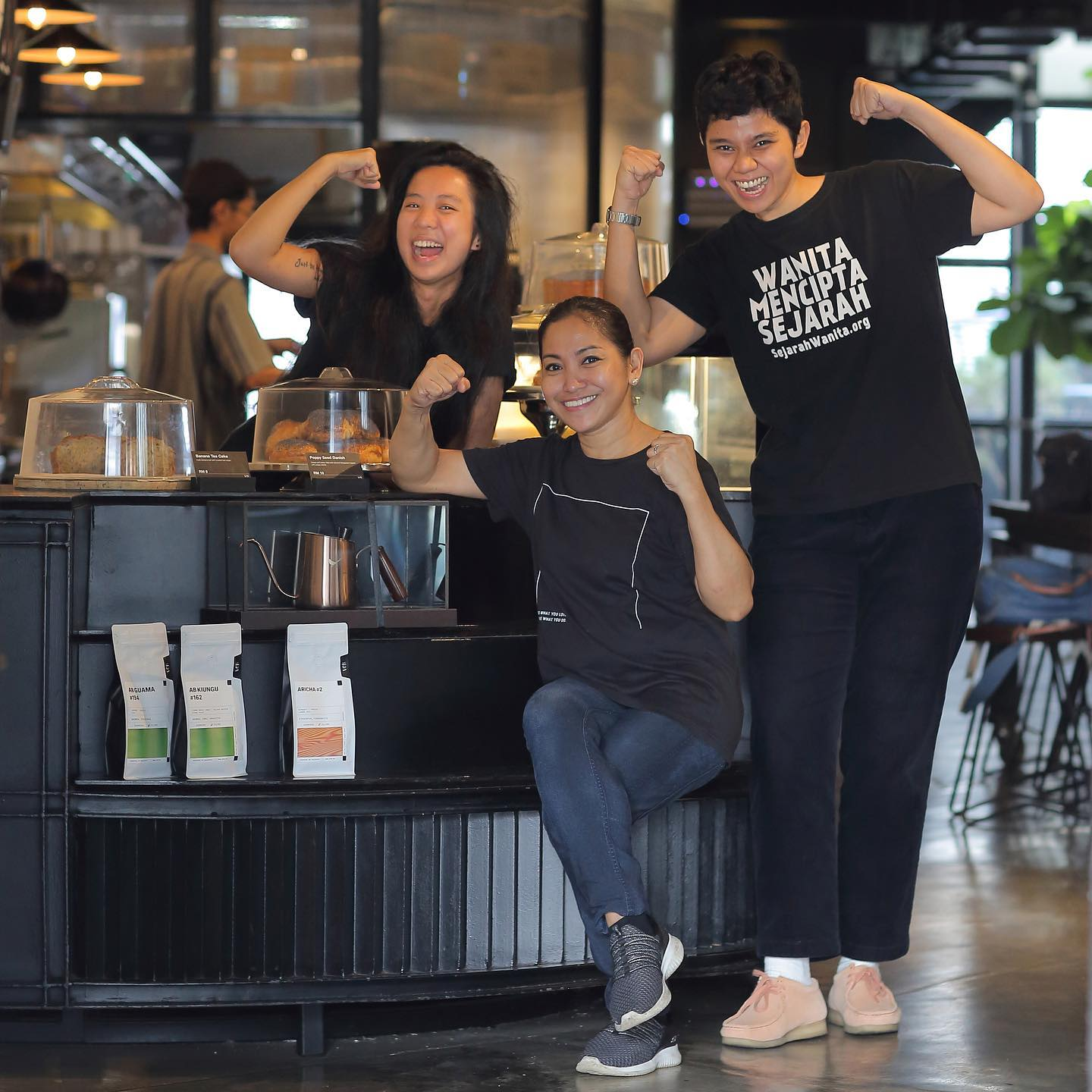 Best coffee shop in Malaysia at VCR