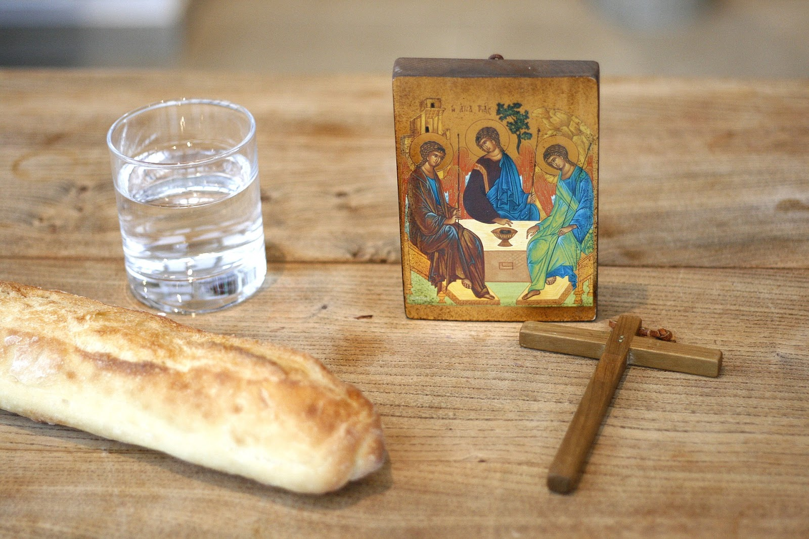 St. John Chrysostom on fasting
