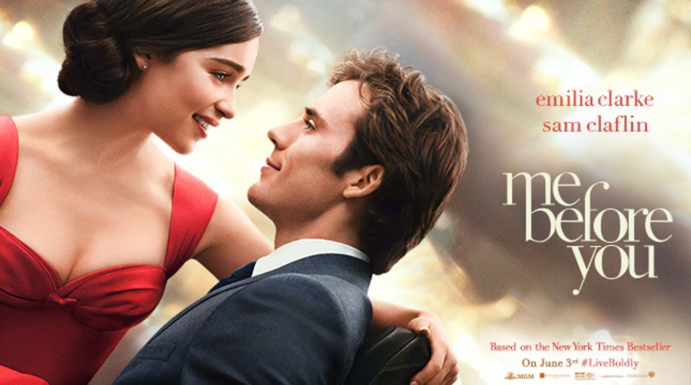 me before you romance movie to watch