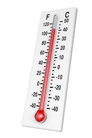 Resultado de imagen de termometro de temperatura