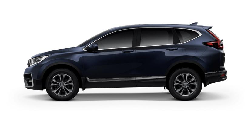 รถยนต์ Honda CR-V 2021 มีทั้งหมด 5 สี