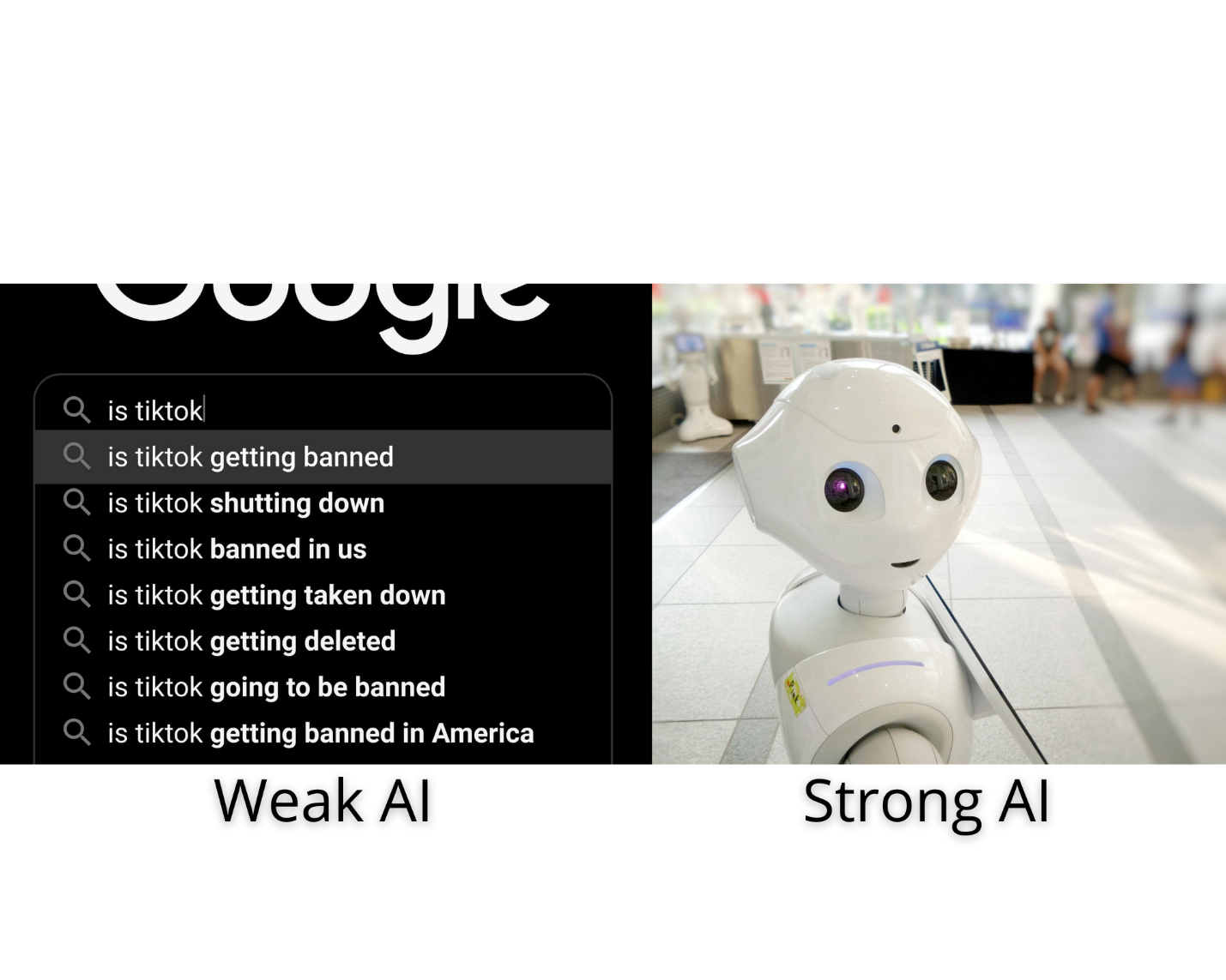 A gentle introduction to Artificial Intelligence