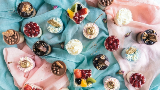 Mini Dessert Recipes to Try this Month-image