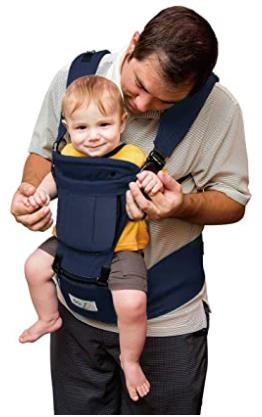 Babysteps Hip Seat carrier for back support