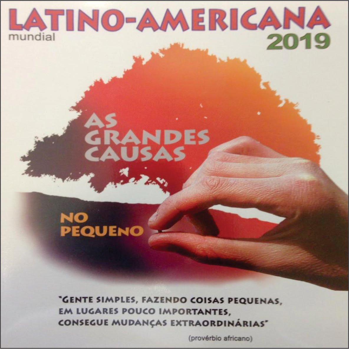 Resultado de imagem para Latino-americana mundial 2019, em português