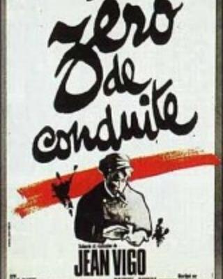 Cero en conducta (1933, Jean Vigo)