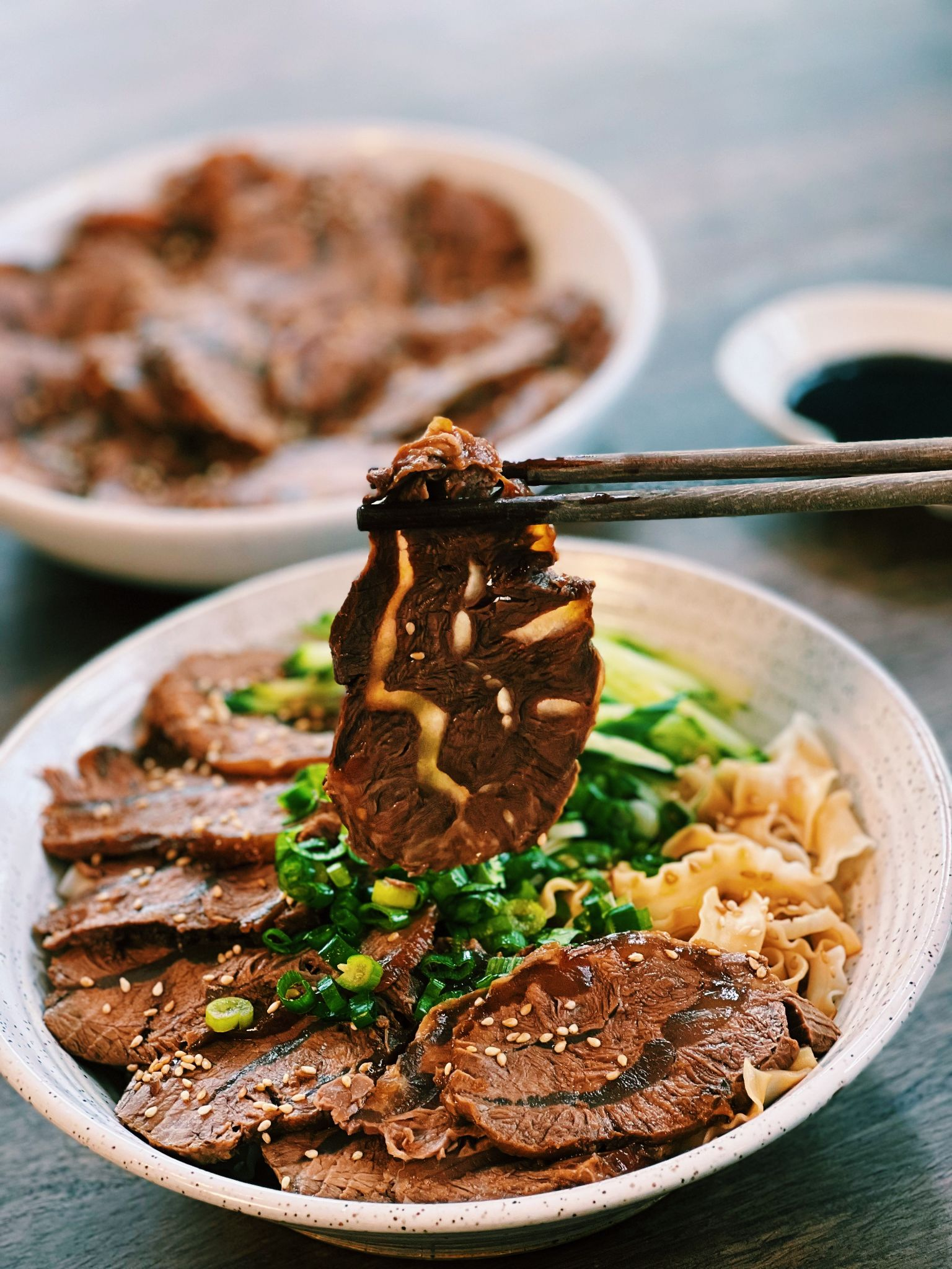 Taiwanese Braised Beef Shank