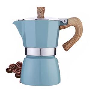 5. หม้อต้มกาแฟ LZA Moka Pot K91