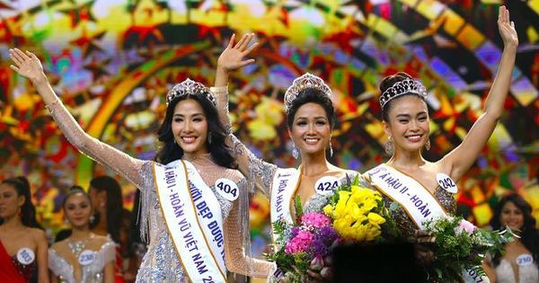 H'Hen Niê đăng quang Hoa hậu Hoàn vũ Việt Nam 2017 - Tuổi Trẻ Online