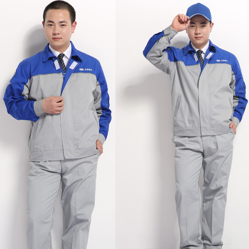 Mặc quần áo bảo hộ lao động giúp công nhân viên tránh được các tác động môi trường bên ngoài