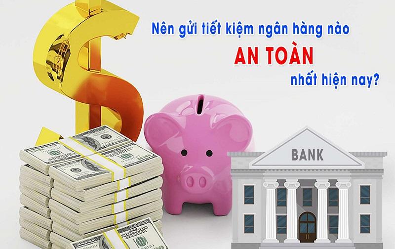 Đầu tư truyền thống với hình thức gửi tiết kiệm