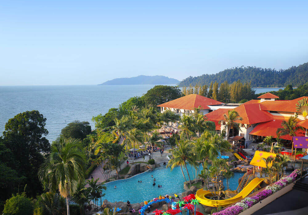 Swiss-Garden Resort Damai Laut